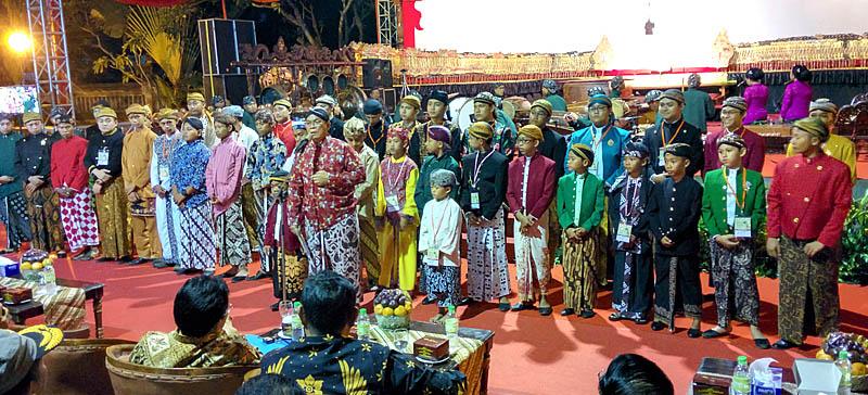 Pengumuman Pemenang Festival Dalang Bocah/ Dalang Muda Tahun 2018